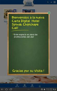 Hotel Spiwak para Tablet apk screenshot