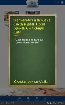 Hotel Spiwak para Tablet screenshot 1