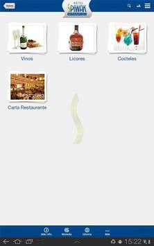 Hotel Spiwak para Tablet screenshot 3