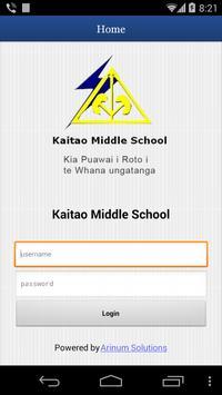 Kaitao Middle School poster