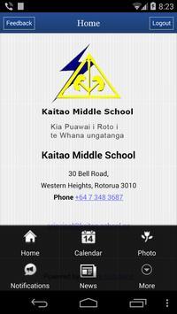 Kaitao Middle School apk screenshot