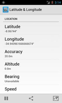 Latitude Longitude Coordinates APK Download Free Productivity - Latitude longitude altitude finder