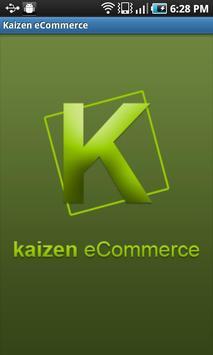 Kaizen eCommerce poster