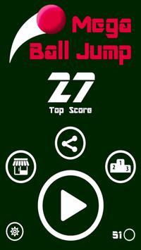Mega Ball Jump: Hop to the Top poster