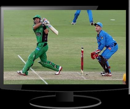 Live Cricket TV 2017 poster