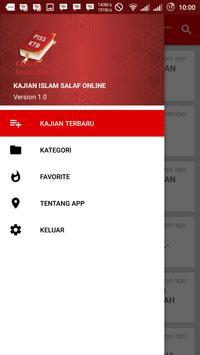 Kajian Islam Salaf Online apk screenshot