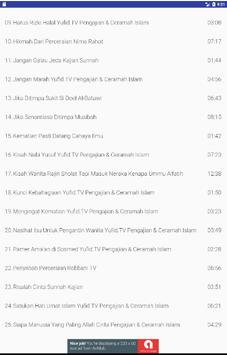 Kajian Ustadz Syafik Basalamah apk screenshot