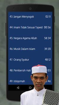 50 Ceramah Ust Abdul Somad Lc - Ahli Hadist apk screenshot