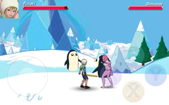 Beat Em Adventure of Time screenshot 2