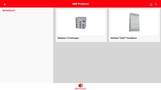 ABB US ReliaGear 3D Models apk screenshot