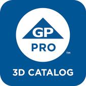GP PRO 3D Interactive Catalog icon