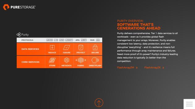 Pure Storage Data Platform apk screenshot