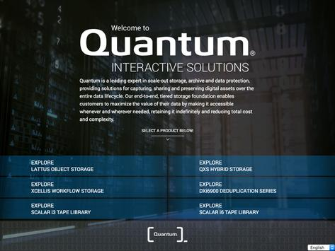 Quantum Interactive Solution screenshot 3