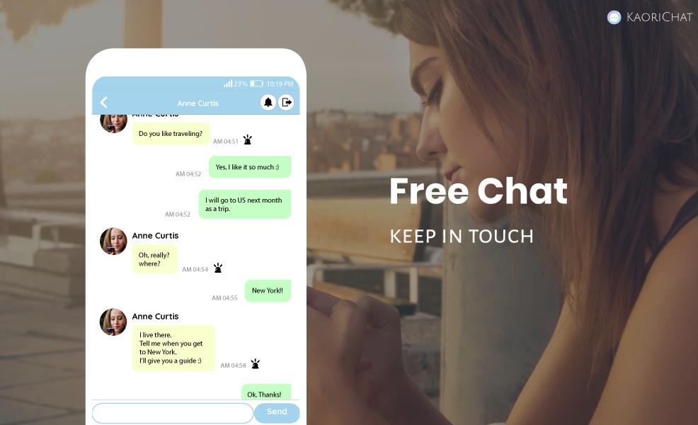 face to face chat software free download