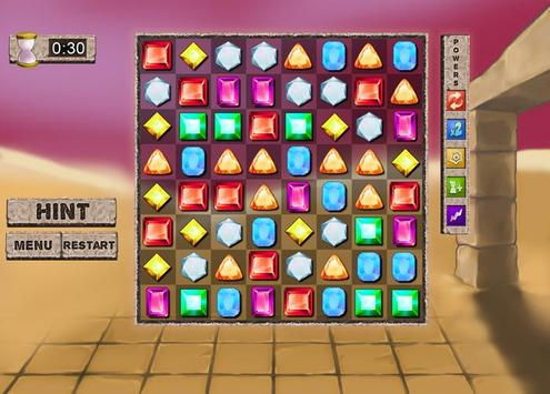 Free Jewels Splash apk screenshot