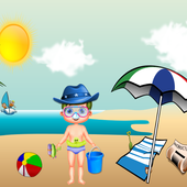 Summer Holiday Adventure With Family - Kids icon