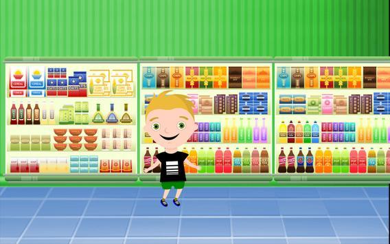 Alinka the Supermarket Manager apk screenshot