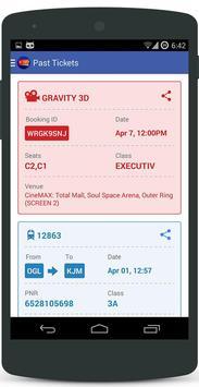 Tickets Now apk screenshot