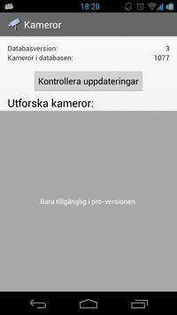 Fartkameror apk screenshot