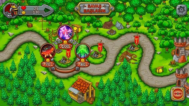 Kale Savunma apk screenshot
