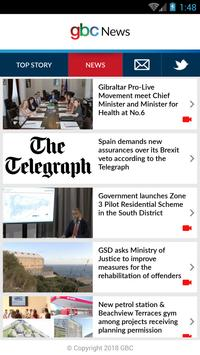 GBC News apk screenshot
