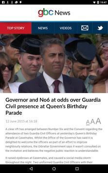 GBC News apk screenshot