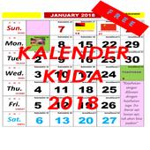 Kalender Kuda 2018 icon