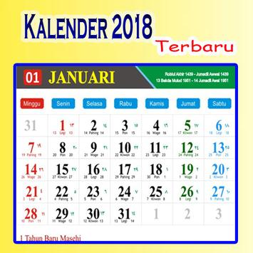 Kalender 2018 terbaru apk download free books reference app for kalender 2018 terbaru poster stopboris Gallery