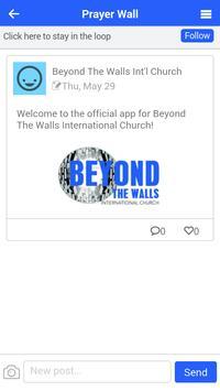 Beyond The Walls Int Church apk screenshot