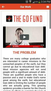 The Go Fund apk screenshot
