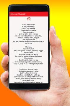 Top Song Queen screenshot 1