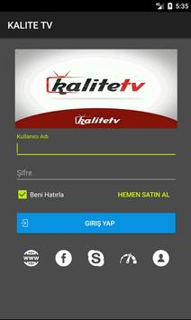 Kalite TV Canlı Maç İzle Ücretsiz APK İndir (%100 Çalışıyor) 1