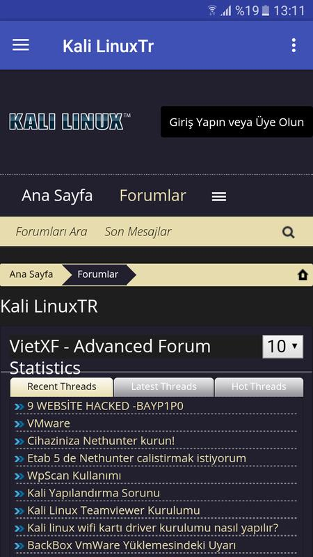 Kali linux nethunter apk تحميل | Kali Linux NetHunter  2019
