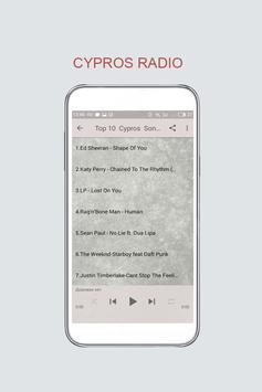 Cyprus Radio & Music Stations screenshot 2