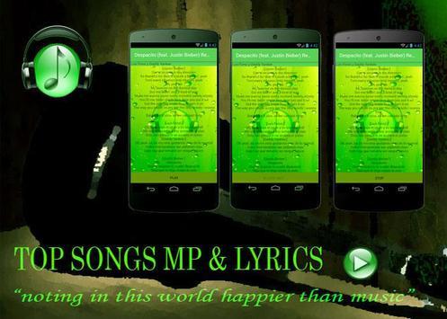 Colección De Canciones y La Mejor Musica Latina screenshot 1