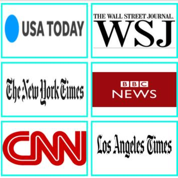 All USA newspapers in one screenshot 1