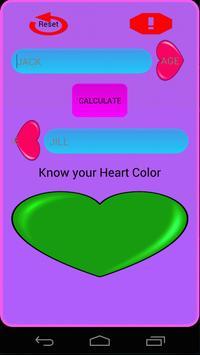 Love Calculator HD poster