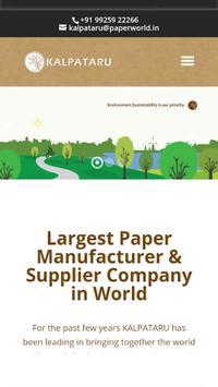 Paper World - Kalpataru poster
