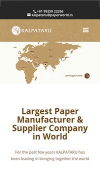 Paper World - Kalpataru screenshot 1