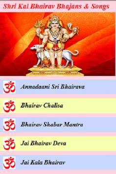 Sri Kal Bhairav Songs & Bhajans poster