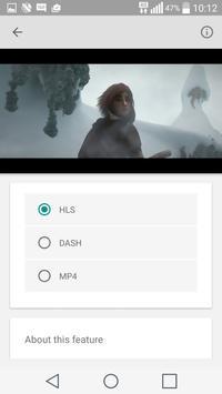Kaltura Player screenshot 1