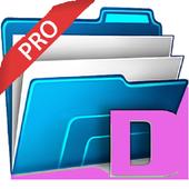 ES File Explorer - E - Pro icon