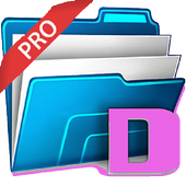 ES File Explorer - E - Pro icon