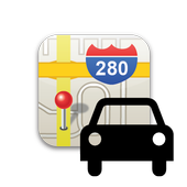 Seoul Offline Map & Routing icon