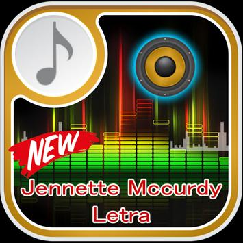 Jennette Mccurdy Letra Musica poster