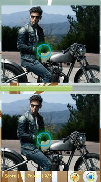 Spot The Difference Photo Games Free apk screenshot