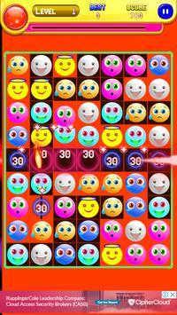 Emoji Match 3 screenshot 2