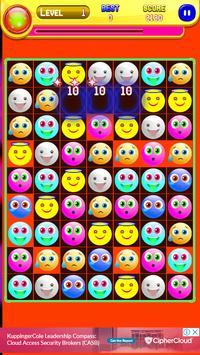 Emoji Match 3 screenshot 3