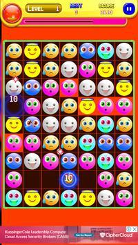 Emoji Match 3 screenshot 4