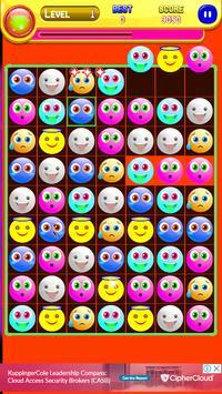 Emoji Match 3 screenshot 5